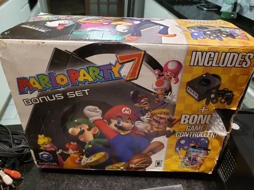 Game cube especial mario party 7