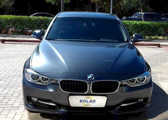BMW 320ia 184 cv ANO 2014