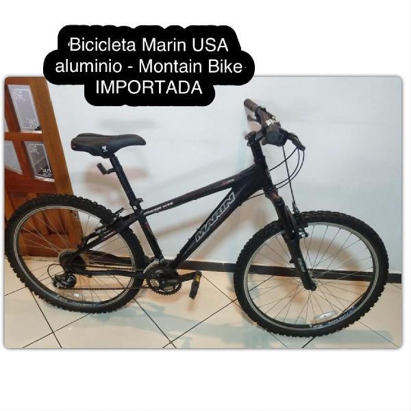 Bicicleta marin feminina importada 6061 alumínio