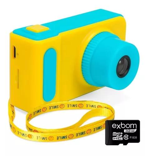 Camera digital infantil 5.0 mp filmag