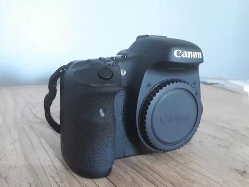 Canon 7d corpo + acessórios - recém revisada na