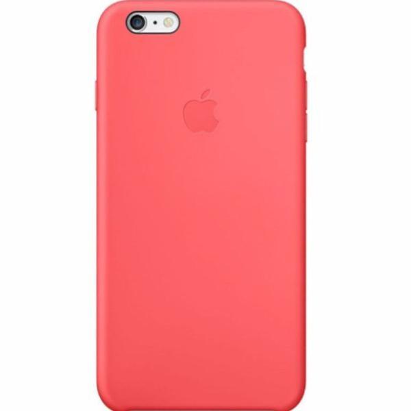 Capa case couro premium para iphone 6 s e 6 plus