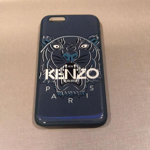 Capinha iphone 6 / 6s kenzo