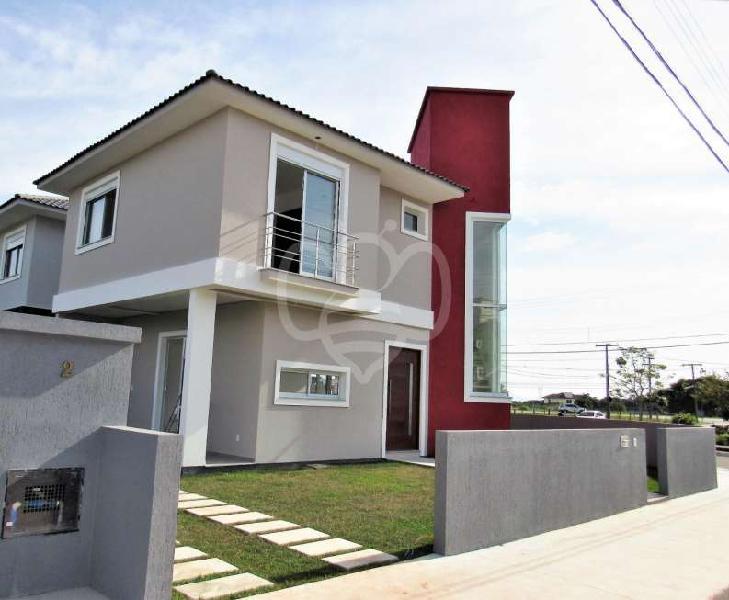 Casa com 3 quartos à venda, 120 m² por r$ 620.000 cod.