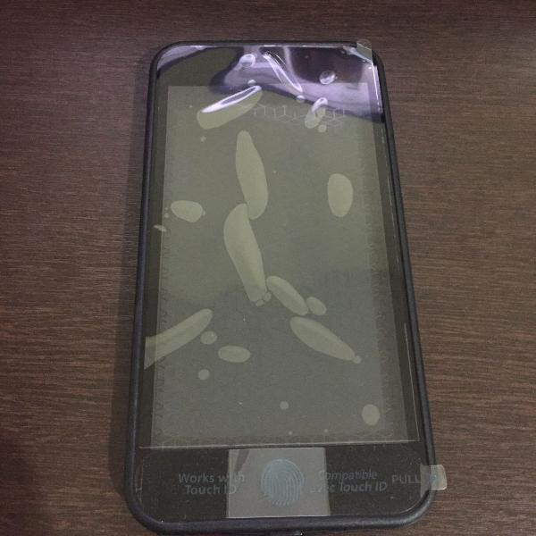 Case - prova d'água - iphone plus