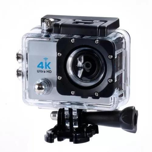 Câmera action go pro ultra 4k sport wifi hd prova dágua