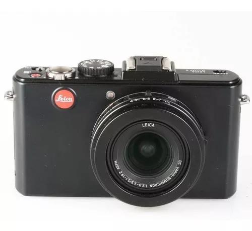 Câmera compacta avançada leica d-lux 5