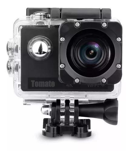 Câmera De Ação 4k Wifi Mt1091 +cartão Sd 32gb+bateria