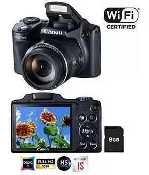 Câmera digital canon sx 510 powershot sh