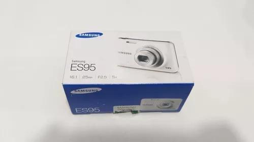 Câmera digital samsung es95 vermelha nova s