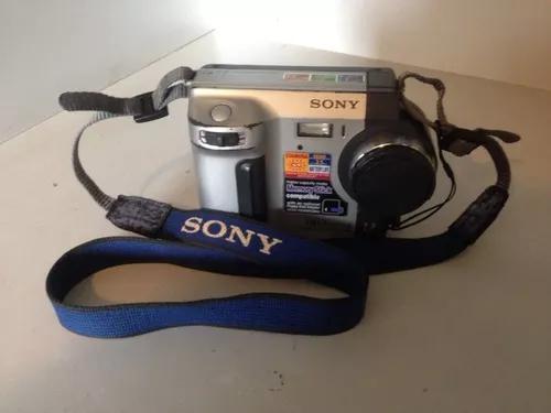 Câmera digital sony mavica mvc-fd87 1.3mp