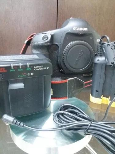 Câmera fotográfica canon eos 1d mark iii