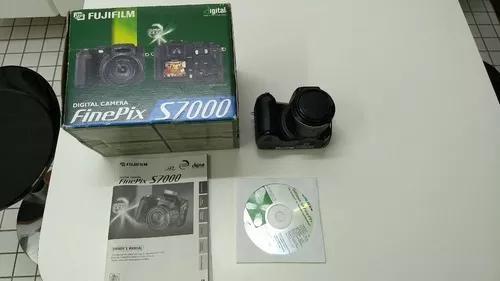 Câmera fotográfica fujifilm finepix s7000