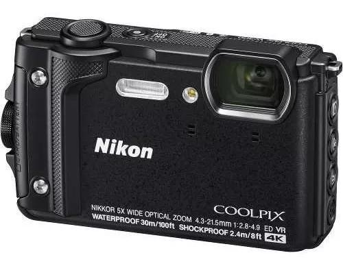 Câmera profissional digital nikon coolpix w300