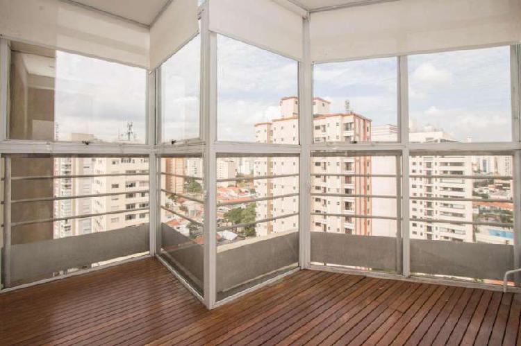 Cobertura com 2 quartos à venda, 204 m² por r$ 1.590.000