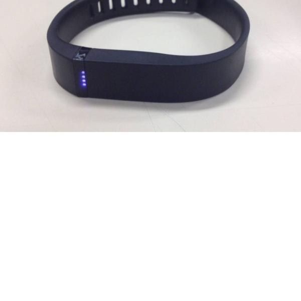 Fitbit flex com carregador - pulseira de monitoramento