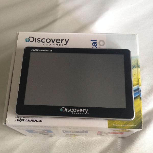 Gps discovery aquarius
