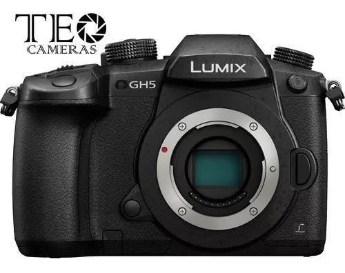 Panasonic lumix dc gh5 corpo - c/ recibo envio imediato