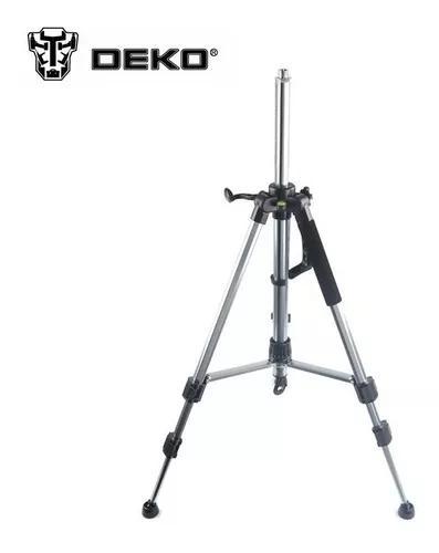 Tripé para nível a laser e câmera fotográfica deko