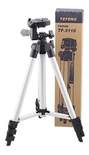 Tripé tefeng tf-3110 para câmera fotográfica - 1,02m