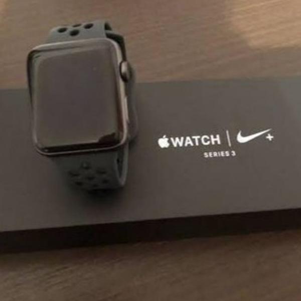 Apple watch série 3 nike 42mm