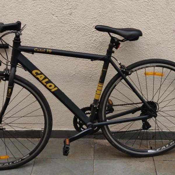 Bicicleta caloi 10 speed / aro 700