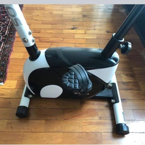 Bicicleta ergométrica magnetica kiko