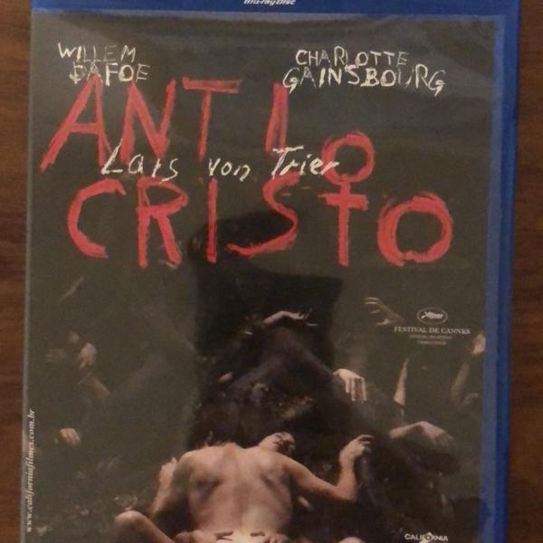 Blu-ray disc anticristo, de lars von trier