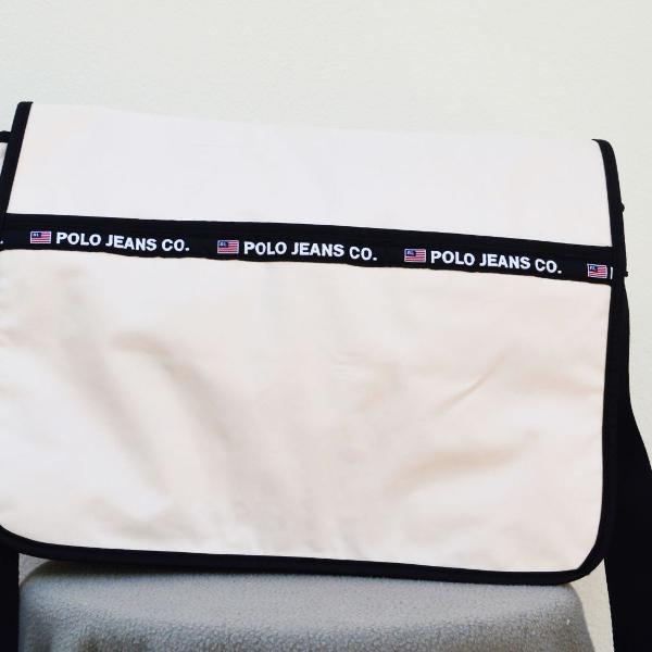 Bolsa/ pasta laptop polo