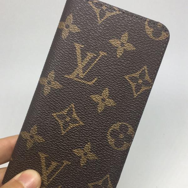 Capa case louis vouitton carteira para iphone 7 (4.7)