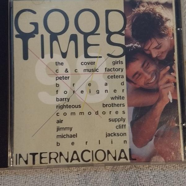 Cd good times internacional