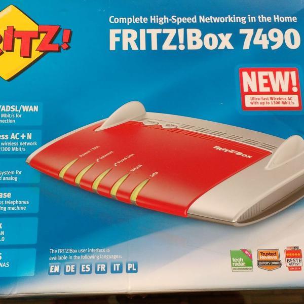 Espetacular fritz!box 7490