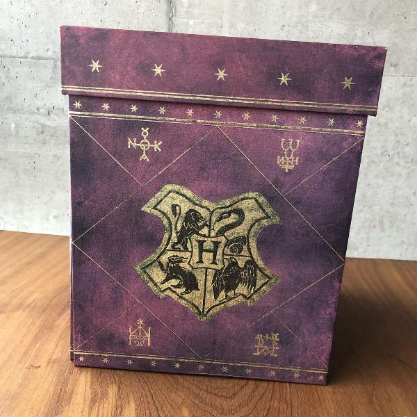 Harry potter wizards box