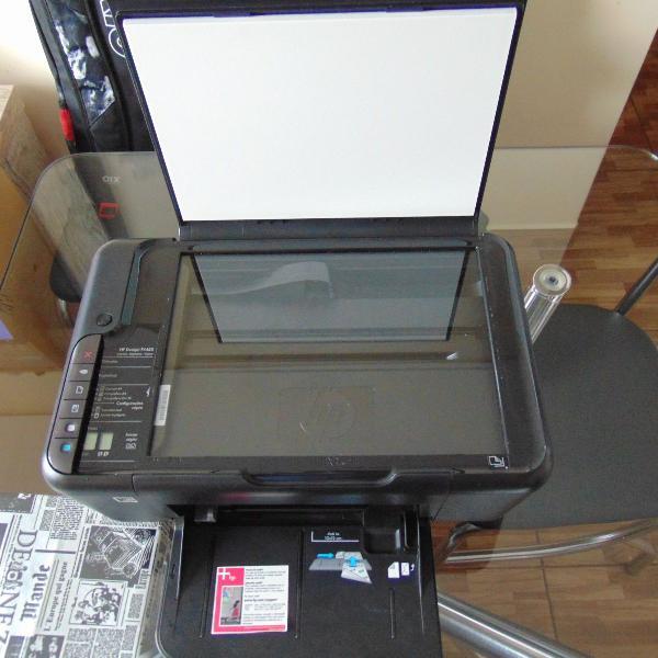 Impressora hp f 4480 novo