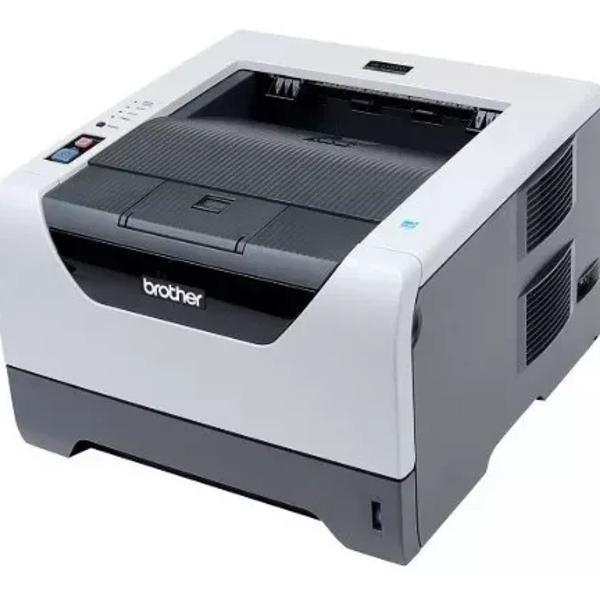 Impressora laser brother hl-5350dn*seminova 110v*