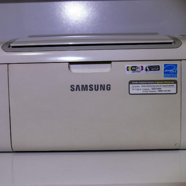 Impressora laser samsung ml-2165w