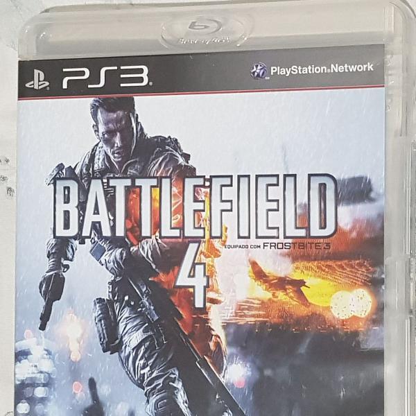Jogos ps3 - (battlefield 4 - resident evil 6)