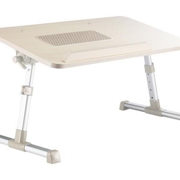 Mesa para notebook com cooler e hub usb