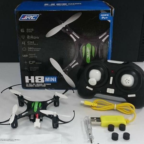 Mini drone quadricóptero eachine h8