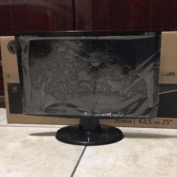 monitor para pc lg led widescreen 19,5 - 20m37aa