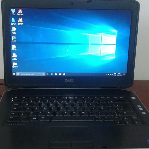 Notebook dell i5 4gb de memória hd 320gb