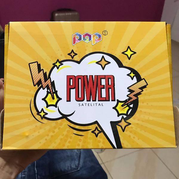 Power pop satelital