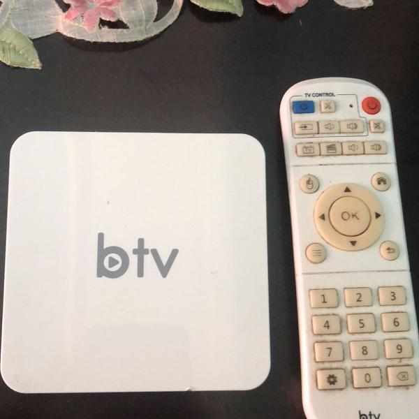 Receptor de tv btv b8