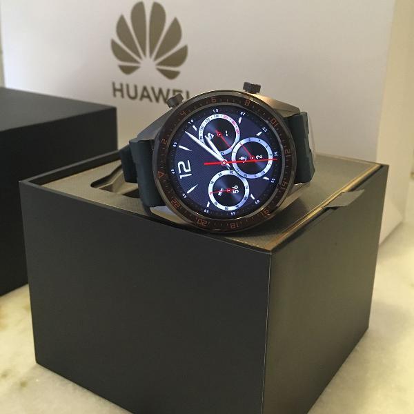 Relógio huawei watch gt