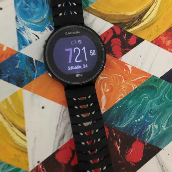 Relógio smartwatch garmin forerunner 630