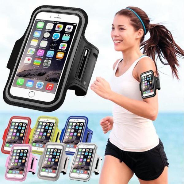Suporte de celular para braço exercicios iphone android