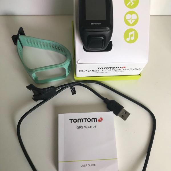 Tomtom runner cardio+ music 2