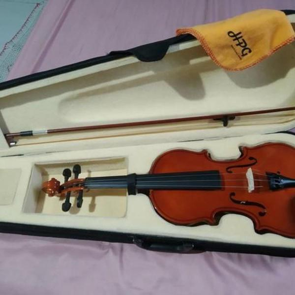 Violino novo tarttan série 100 natural