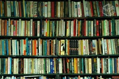Sebo belo horizonte livros usados / biblioteca particular