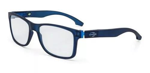 Armação oculos grau mormaii califa m6047k2656 azul